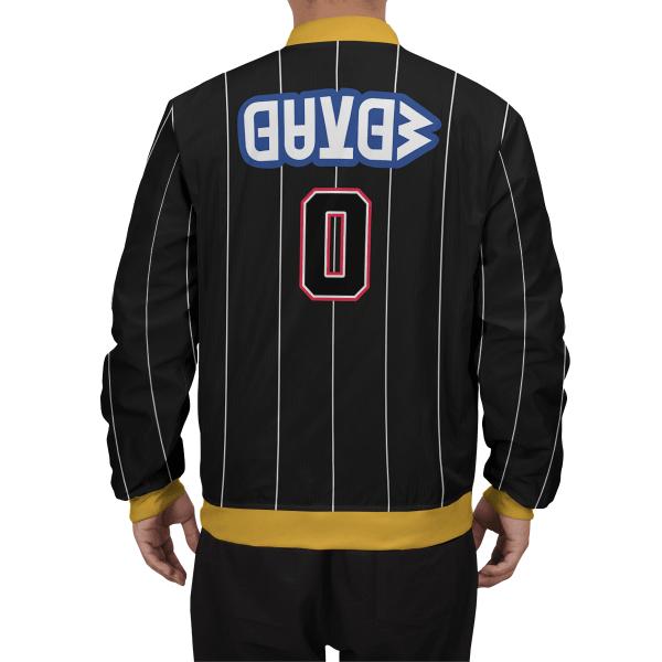 personalized pokemon champion uniform bomber jacket 501807 - Anime Jacket