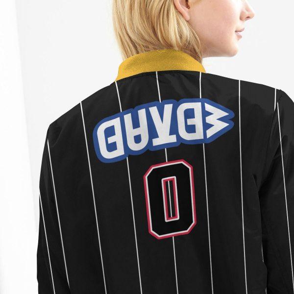 personalized pokemon champion uniform bomber jacket 878588 - Anime Jacket