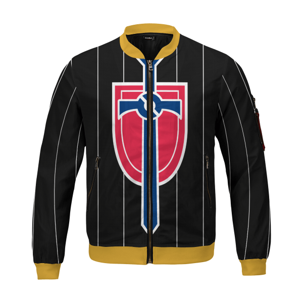 personalized pokemon champion uniform bomber jacket 962280 - Anime Jacket