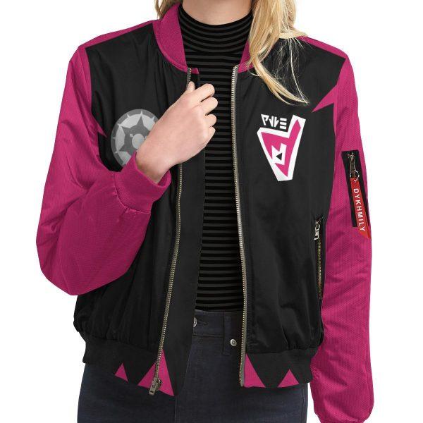 personalized pokemon dark uniform bomber jacket 160840 - Anime Jacket