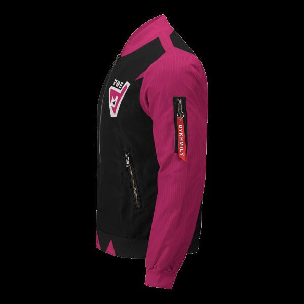 personalized pokemon dark uniform bomber jacket 488631 - Anime Jacket