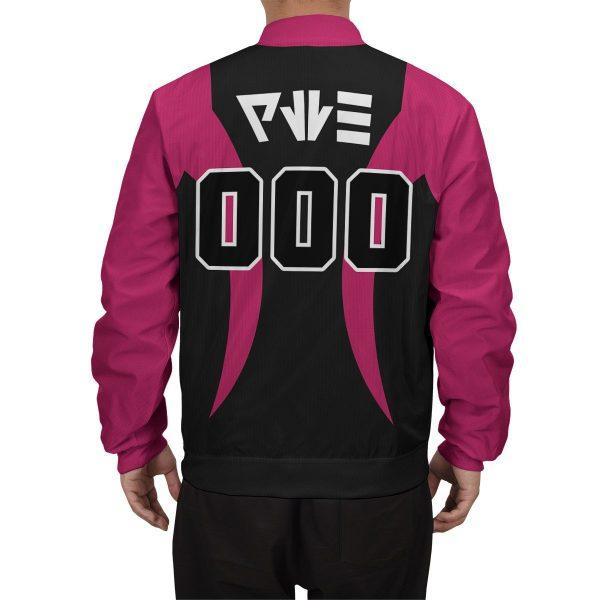 personalized pokemon dark uniform bomber jacket 722493 - Anime Jacket