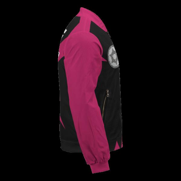 personalized pokemon dark uniform bomber jacket 855006 - Anime Jacket