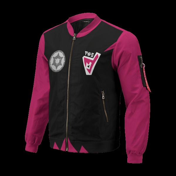 personalized pokemon dark uniform bomber jacket 947145 - Anime Jacket