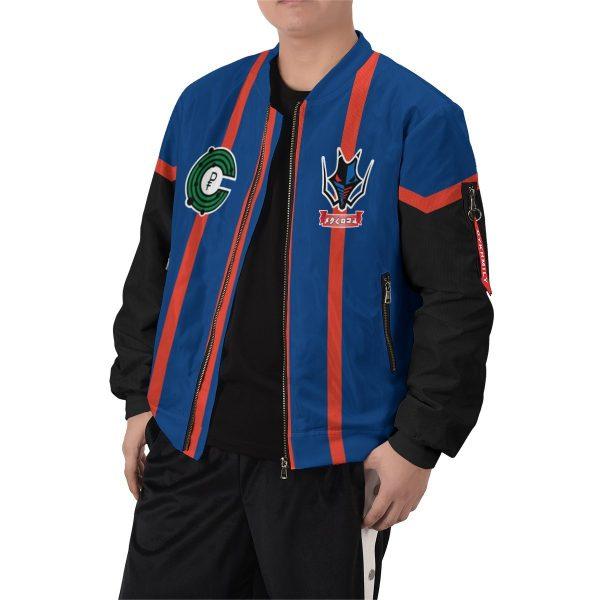 personalized pokemon dragon uniform bomber jacket 283309 - Anime Jacket