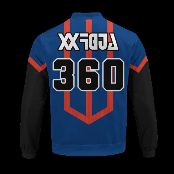 personalized pokemon dragon uniform bomber jacket 366607 - Anime Jacket