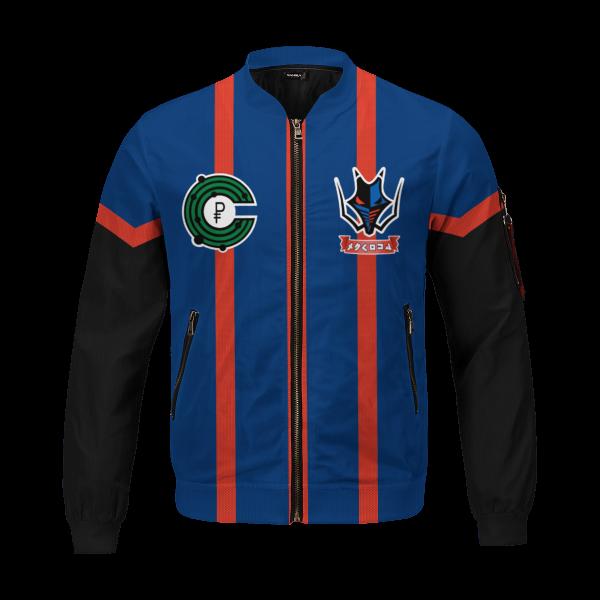 personalized pokemon dragon uniform bomber jacket 458483 - Anime Jacket