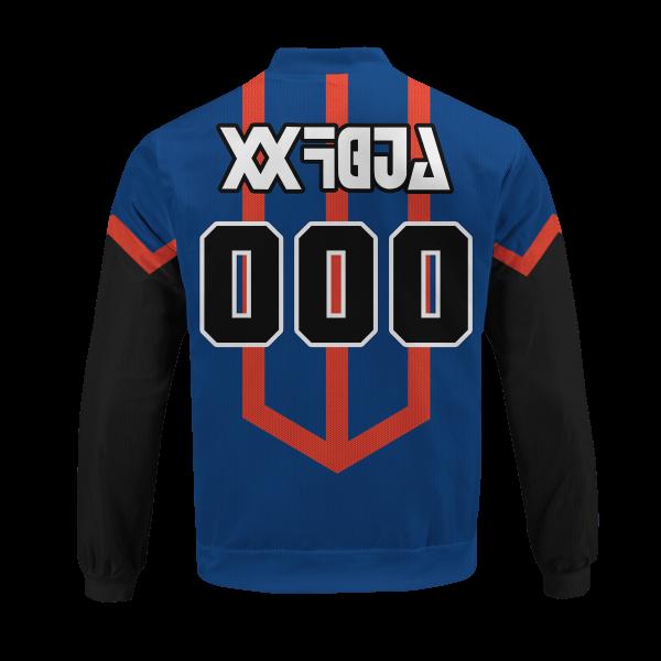 personalized pokemon dragon uniform bomber jacket 512120 - Anime Jacket