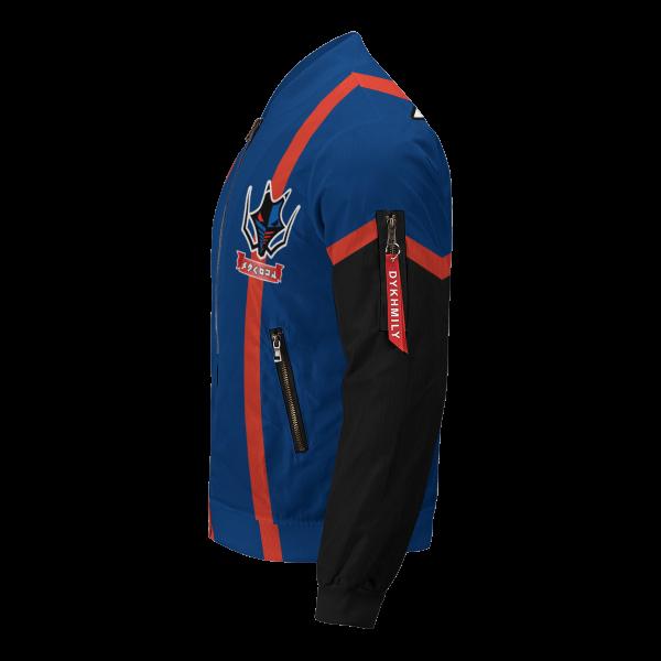 personalized pokemon dragon uniform bomber jacket 597036 - Anime Jacket