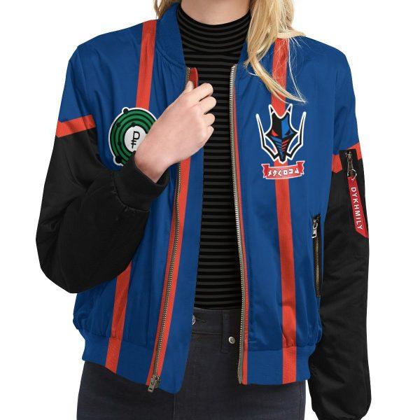 personalized pokemon dragon uniform bomber jacket 685323 - Anime Jacket