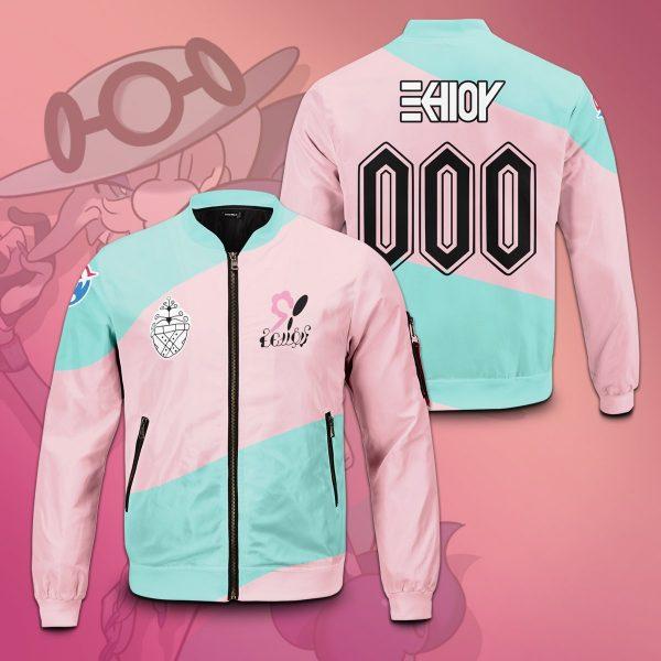 personalized pokemon fairy uniform bomber jacket 146433 - Anime Jacket