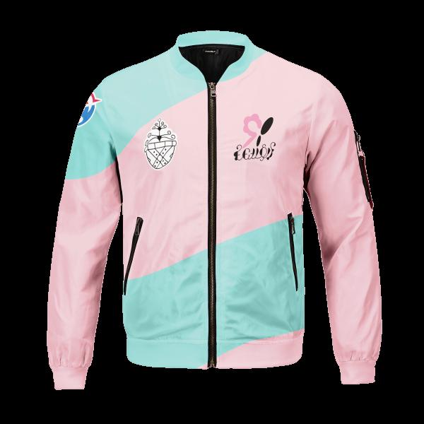 personalized pokemon fairy uniform bomber jacket 167890 - Anime Jacket