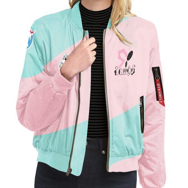 personalized pokemon fairy uniform bomber jacket 356978 - Anime Jacket