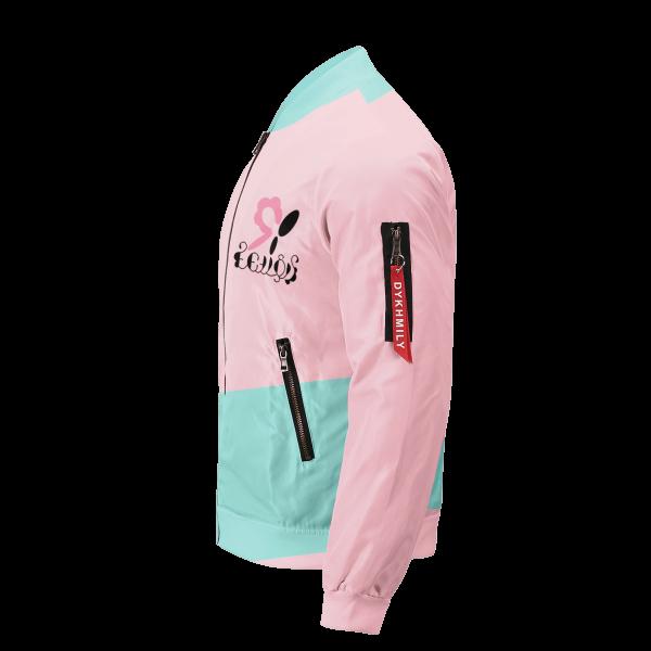 personalized pokemon fairy uniform bomber jacket 498217 - Anime Jacket