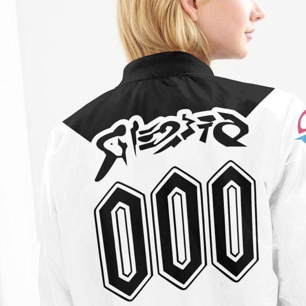 personalized pokemon fighting uniform bomber jacket 836747 - Anime Jacket