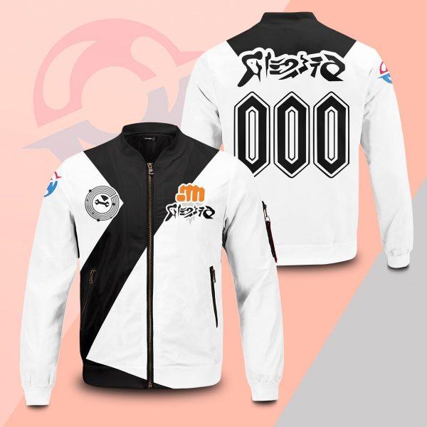 personalized pokemon fighting uniform bomber jacket 856339 - Anime Jacket