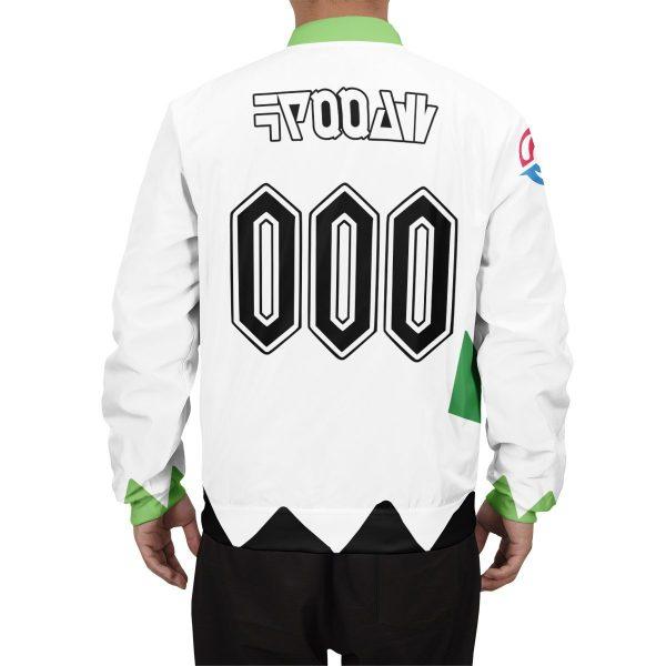 personalized pokemon grass uniform bomber jacket 137701 - Anime Jacket