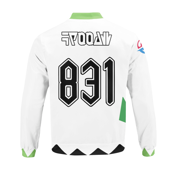 personalized pokemon grass uniform bomber jacket 888106 - Anime Jacket