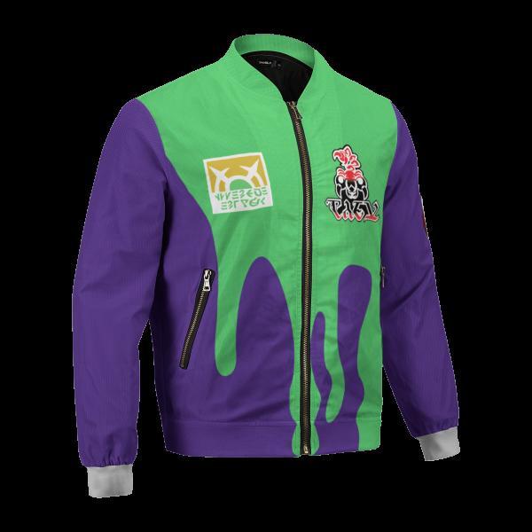 personalized pokemon poison uniform bomber jacket 312465 - Anime Jacket