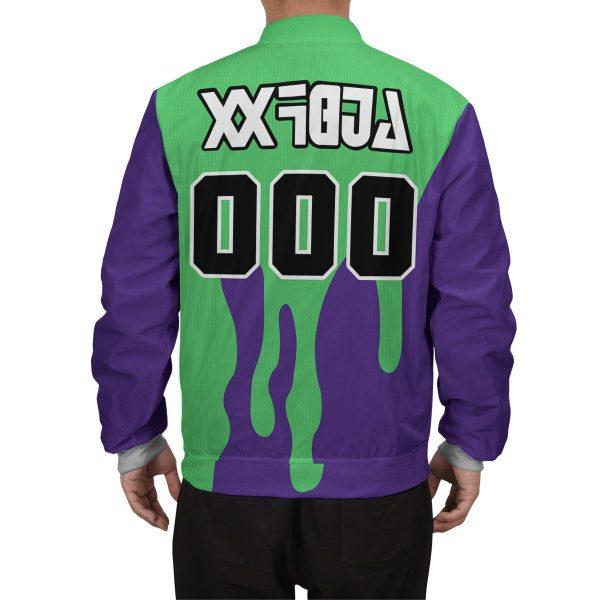 personalized pokemon poison uniform bomber jacket 588663 - Anime Jacket