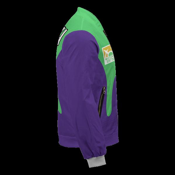 personalized pokemon poison uniform bomber jacket 794374 - Anime Jacket