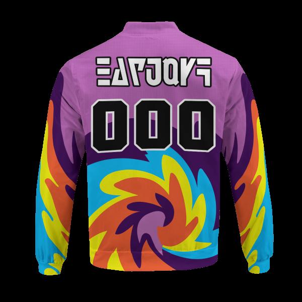 personalized pokemon psychic uniform bomber jacket 408269 - Anime Jacket