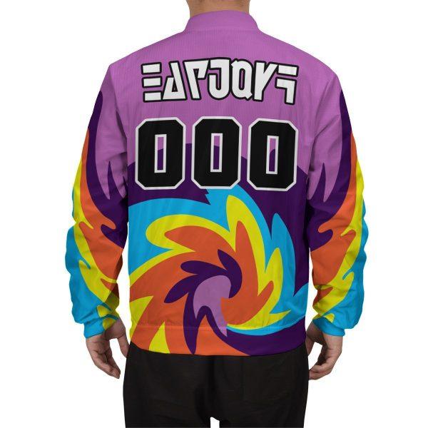 personalized pokemon psychic uniform bomber jacket 544496 - Anime Jacket