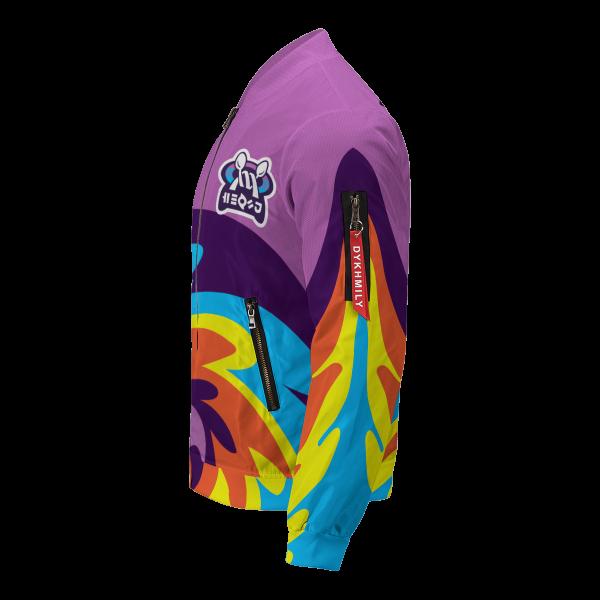 personalized pokemon psychic uniform bomber jacket 695069 - Anime Jacket