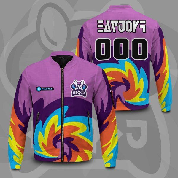 personalized pokemon psychic uniform bomber jacket 755724 - Anime Jacket