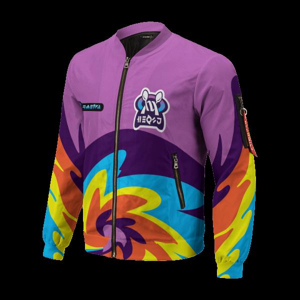 personalized pokemon psychic uniform bomber jacket 934538 - Anime Jacket