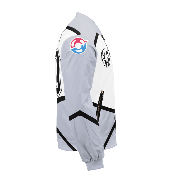 personalized pokemon rock uniform bomber jacket 332779 - Anime Jacket