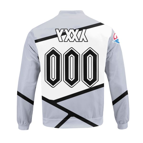 personalized pokemon rock uniform bomber jacket 730926 - Anime Jacket