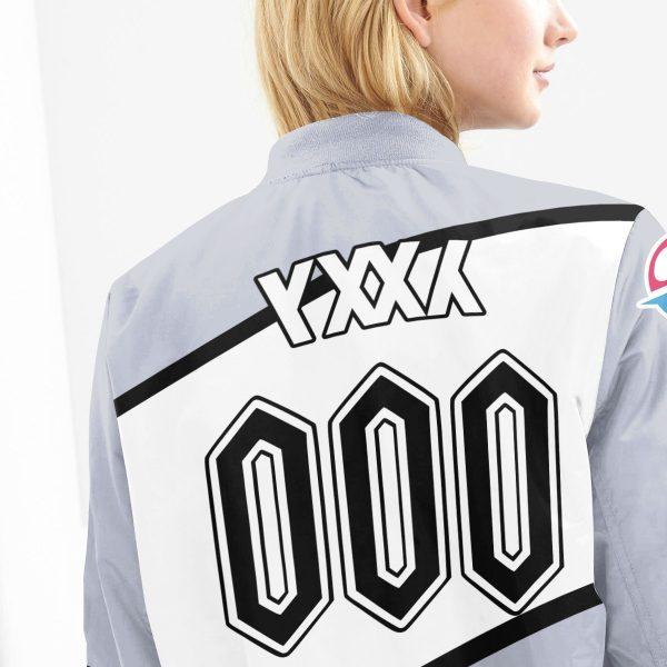 personalized pokemon rock uniform bomber jacket 935921 - Anime Jacket