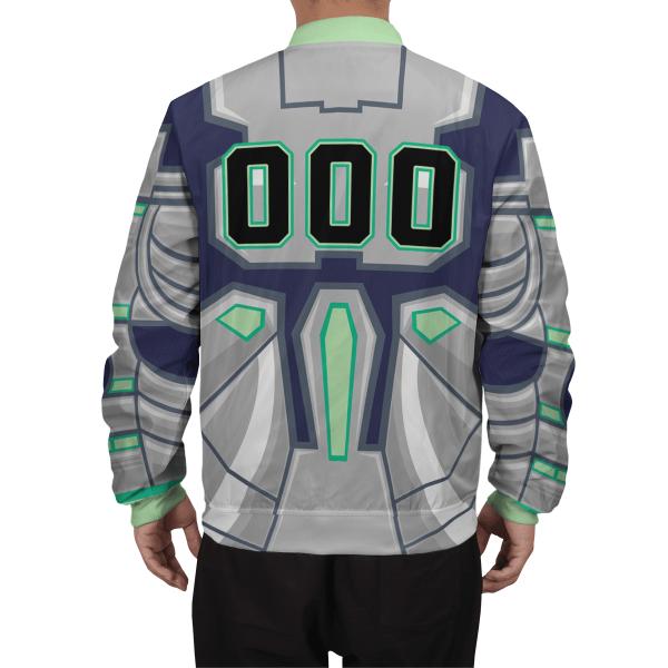 personalized pokemon steel uniform bomber jacket 351482 - Anime Jacket