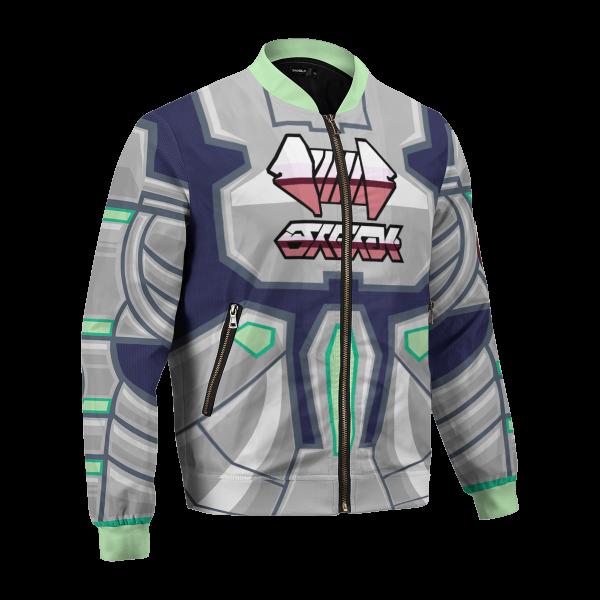 personalized pokemon steel uniform bomber jacket 580048 - Anime Jacket