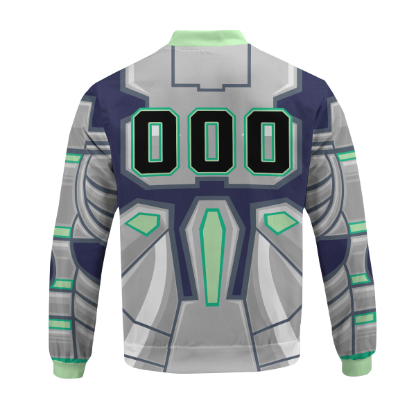 personalized pokemon steel uniform bomber jacket 707932 - Anime Jacket