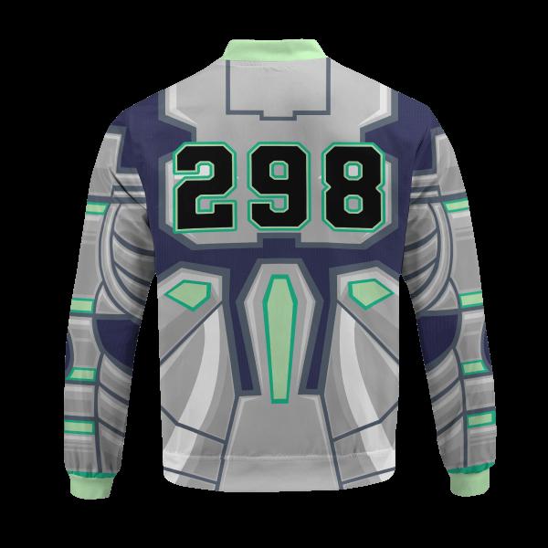 personalized pokemon steel uniform bomber jacket 723238 - Anime Jacket