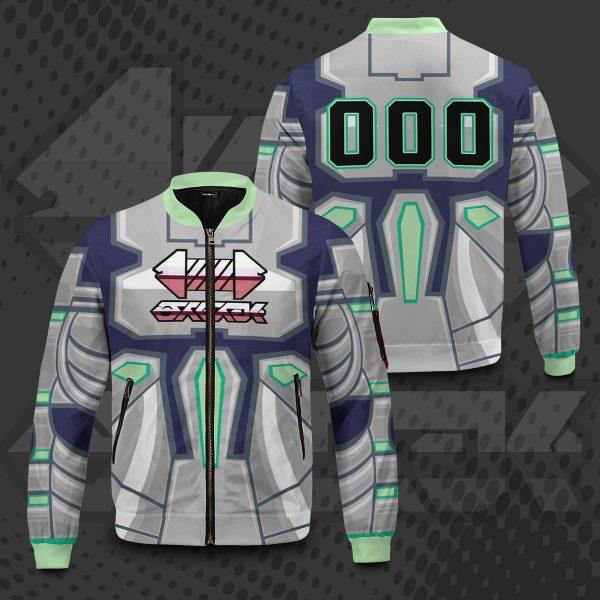 personalized pokemon steel uniform bomber jacket 778773 - Anime Jacket
