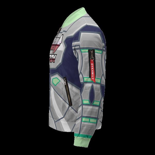 personalized pokemon steel uniform bomber jacket 780432 - Anime Jacket