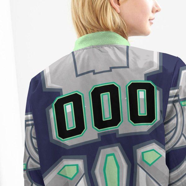 personalized pokemon steel uniform bomber jacket 821155 - Anime Jacket