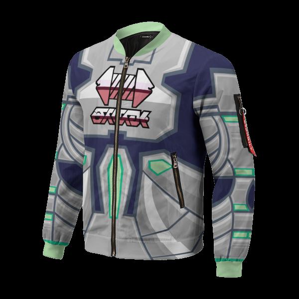 personalized pokemon steel uniform bomber jacket 854516 - Anime Jacket