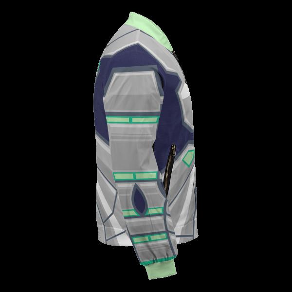personalized pokemon steel uniform bomber jacket 919285 - Anime Jacket