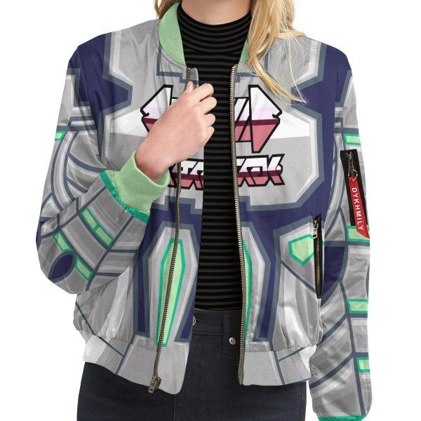 personalized pokemon steel uniform bomber jacket 942920 - Anime Jacket