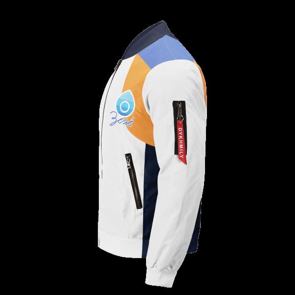 personalized pokemon water uniform bomber jacket 212201 - Anime Jacket