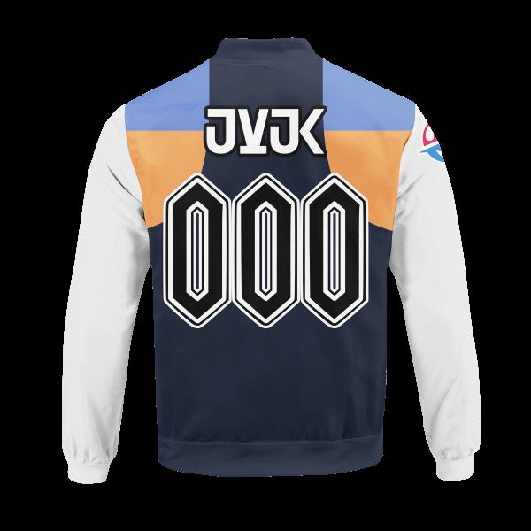 personalized pokemon water uniform bomber jacket 226060 - Anime Jacket