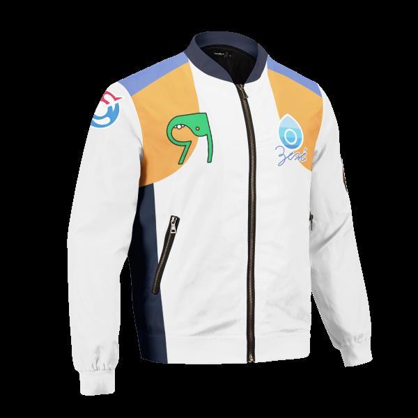 personalized pokemon water uniform bomber jacket 246104 - Anime Jacket