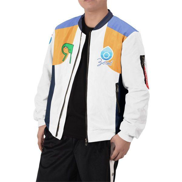 personalized pokemon water uniform bomber jacket 458642 - Anime Jacket