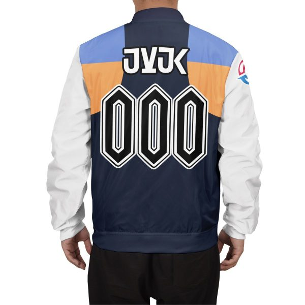 personalized pokemon water uniform bomber jacket 540814 - Anime Jacket