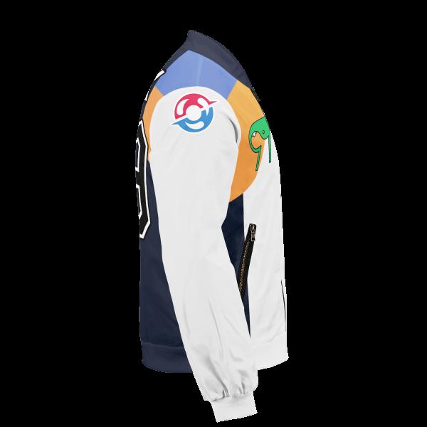personalized pokemon water uniform bomber jacket 783646 - Anime Jacket