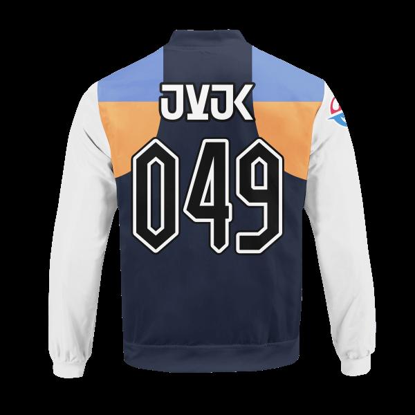 personalized pokemon water uniform bomber jacket 820631 - Anime Jacket